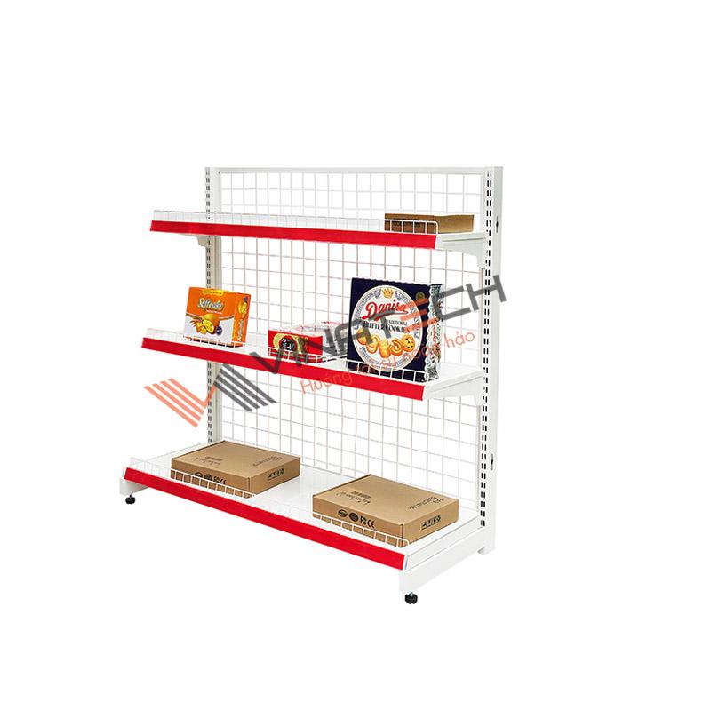 Kệ đơn siêu thị 120cm - 120cm