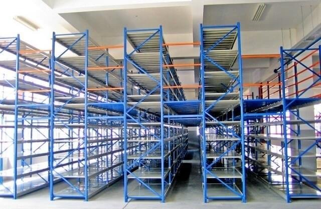 Kệ con lăn chứa hàng (Flow Carton Racks)