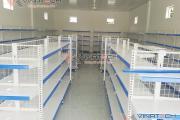 Vinatech hân hạnh là đơn vị lắp đặt kệ siêu thị cho chị Lan Anh tại Quảng Bình