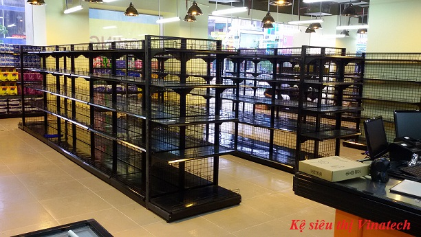 Giá kệ bán hàng tại Hưng Yên