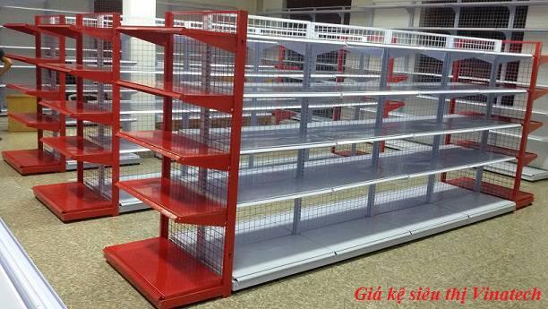 Giá kệ siêu thị tại Hưng yên Rẻ Bền Đẹp nhiều mẫu cho khách hàng