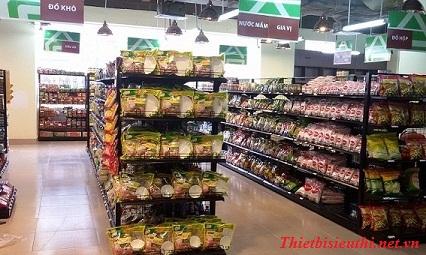 Lựa chọn giá kệ chất lượng cho cửa hàng của mình