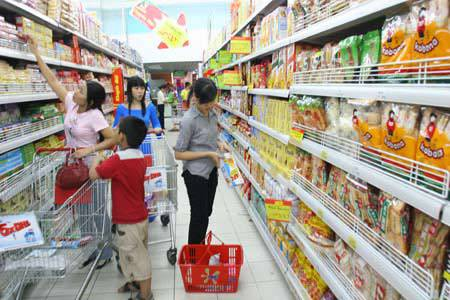 Kinh nghiệm mua giá kệ siêu thị tốt cho gian hàng của bạn?