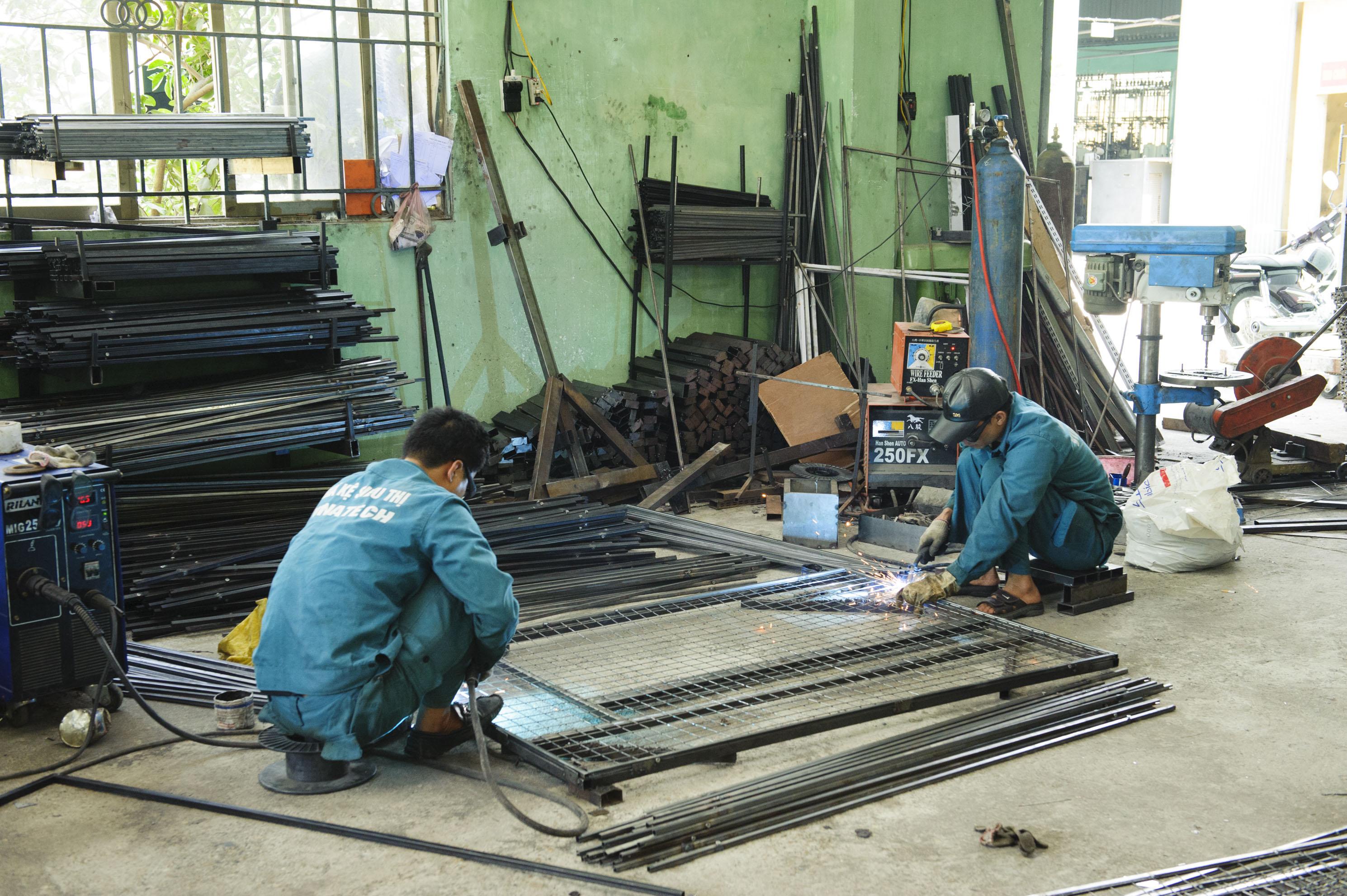 Vinatech - Địa chỉ sản xuất kệ siêu thị uy tín số 1 Việt Nam