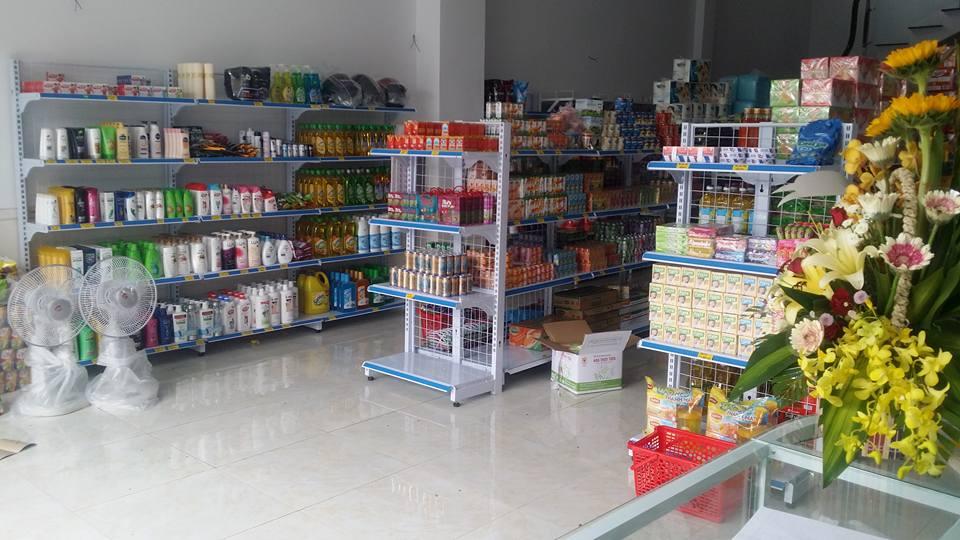 Kệ sắt lắp ghép thanh lý giá rẻ tại TPHCM, Hà Nội, Đà Nẵng