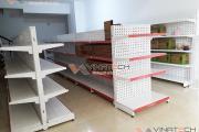Vinatech lắp đặt kệ siêu thị cho anh Kiên tại Gò Vấp- Hồ Chí Minh