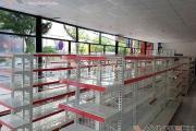 Vinatech lắp đặt kệ siêu thị tại hệ thống AU Mart Sơn Trà- Đà Nẵng