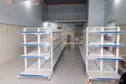 Vinatech thi công cửa hàng tạp hóa anh Thương tại Bình Dương