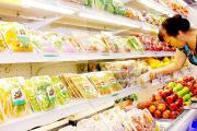 Khởi nghiệp từ thực phẩm sạch không thể thiếu kệ bán hàng