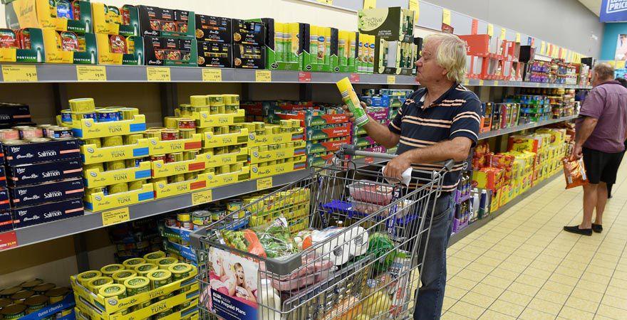 Thiết bị siêu thị vinatech