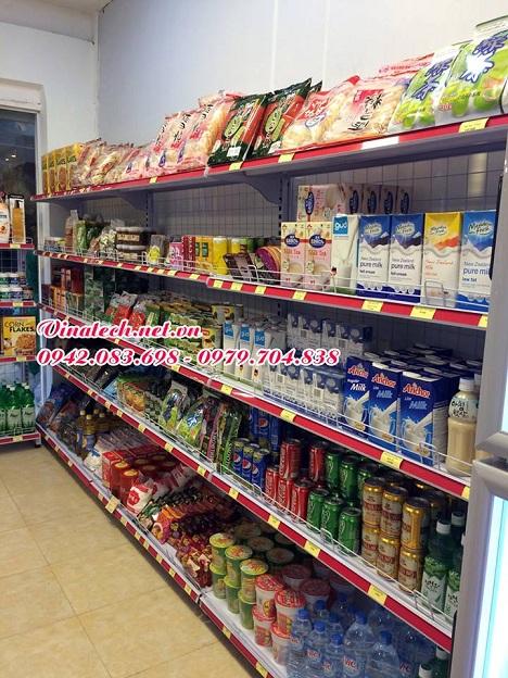 Cửa hàng tạp hóa nhỏ có cần sử dụng giá kệ bán hàng không?