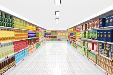 Tìm hiểu các khoản chi phí khi kinh doanh siêu thị