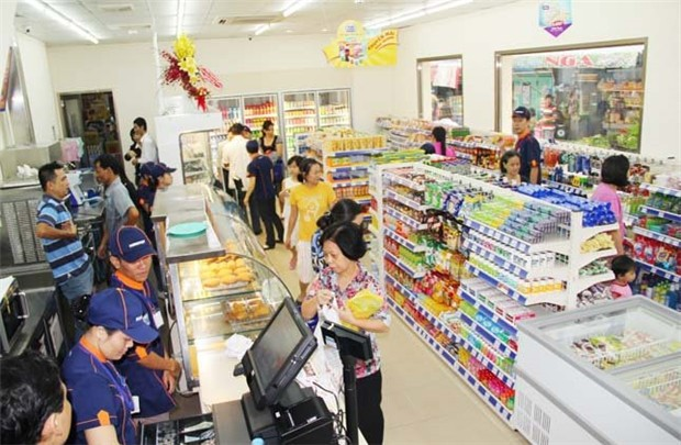Hướng dẫn chọn kệ bày hàng siêu thị, cửa hàng tạp hóa