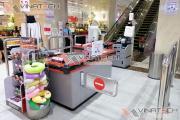 Vinatech lắp đặt giá kệ siêu thị tại Quận Long Biên từ A- Z khi mở cửa hàng