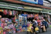 Cửa hàng nhỏ ở nông thôn có cần tới kệ để hàng tạp hóa?