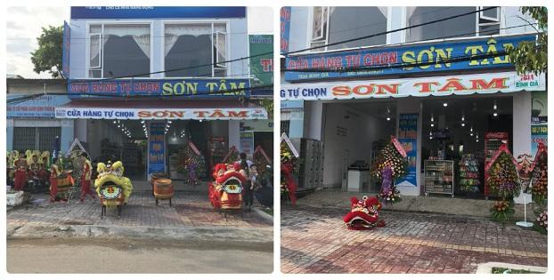 Hoàn thiện lắp đặt cửa hàng tự chọn Sơn Tâm - 763A, Bình Giã, TP. Vũng Tàu
