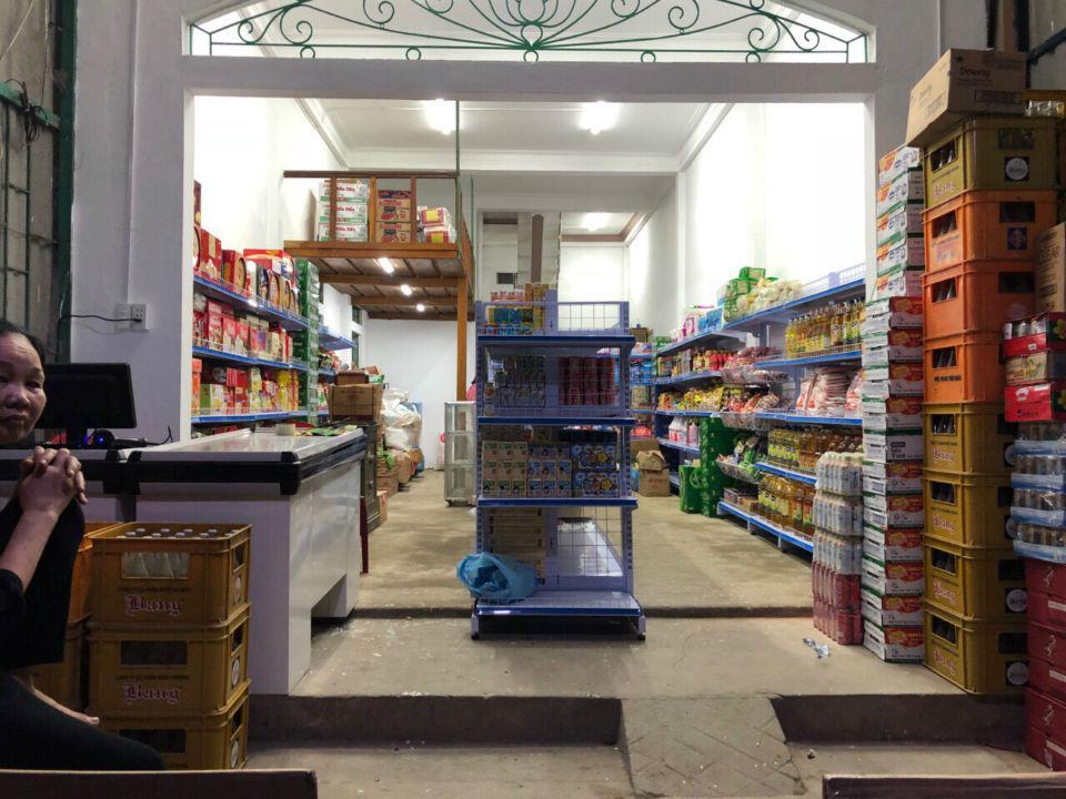 Tư vấn thiết kế kệ siêu thị cho Sài Gòn Coop chinh phục thị trường Việt Nam