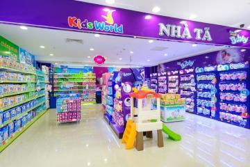 Top 10 siêu thị, shop mẹ và bé tốt nhất nên mua sắm ở Hà Nội