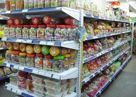 Định nghĩa giá kệ siêu thị để hàng là gì?