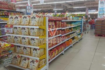 Dự án kệ siêu thị Big C An Lạc tại  Q. Bình Tân,Tp. Hồ Chí Minh