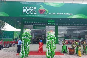 Vinatech hoàn thiện chuỗi dự án siêu thị Co.op food thuộc tập đoàn Saigon Co.op