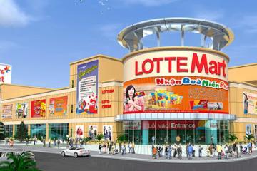 Lắp đặt hệ thống kệ chứa hàng cho chuỗi siêu thị Lotte Mart - Nhà bán lẻ hàng đầu Châu Á