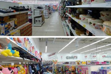 Vinatech bàn giao hệ thống kệ siêu thị Big C An Lạc tại Hồ Chí Minh