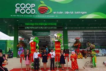 Dự án lắp đặt siêu thị COOP FOOD tại thành phố Hồ Chí Minh