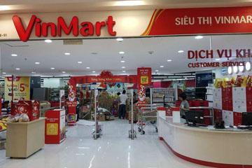 Dự án lắp đặt siêu thị Vinmart+ tại Quảng Trị
