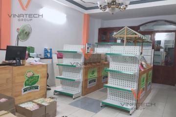 Vinatech lắp đặt cửa hàng mẹ và bé tại Tân Phú- tp Hồ Chí Minh