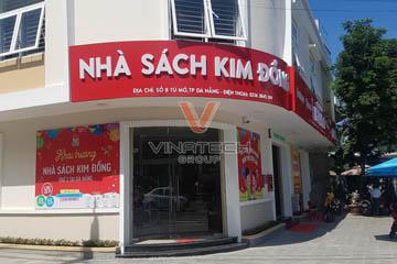Dự án thiết kế nhà sách Kim Đồng tại Đà Nẵng