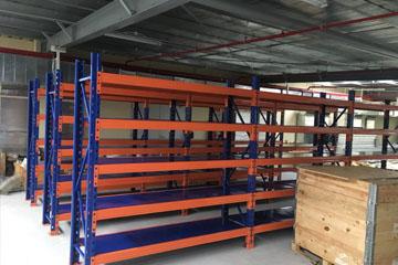 Dự án thiết kế nhà kho chứa hàng tại Quảng Nam