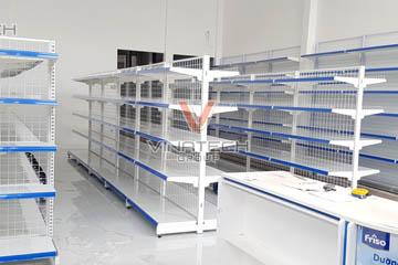 Dự án thiết kế siêu thị mini Dương Ngọc diện tích 70 m2
