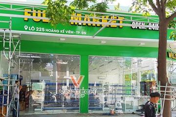 Dự án thiết kế siêu thị Full Market tại Đà Nẵng