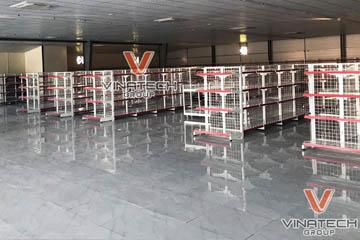 Dự án thiết kế siêu thị Minh Hiệp tại Hải Dương