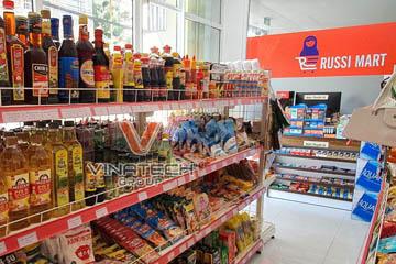 Dự án thiết kế siêu thị mini Russi Mart tại Đà Nẵng