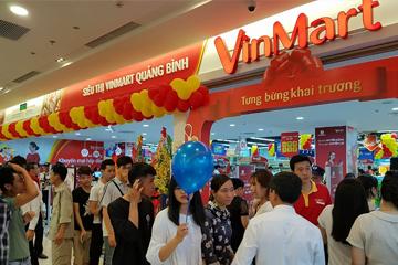 Dự án thiết kế siêu thị Vinmart+ tại Quảng Bình