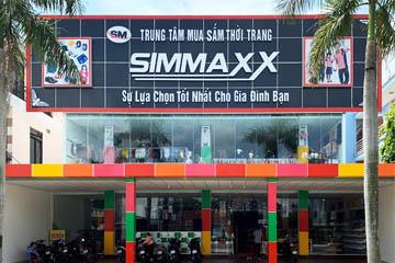Dự án thiết kế siêu thị thời trang Simmaxx