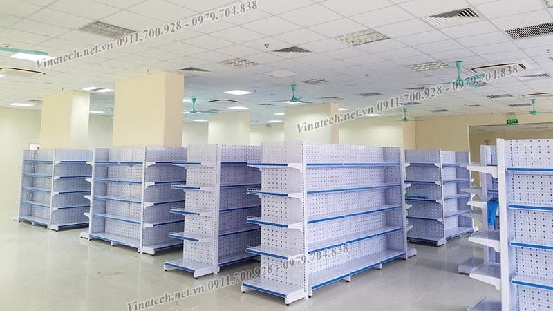 Giá kệ bán hàng siêu thị 2019 tại Hà Nội, TPHCM, Đà Nẵng