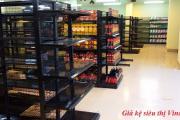 Cửa hàng tạp hóa mới thành lập cần lựa chọn giá kệ để hàng ra sao?