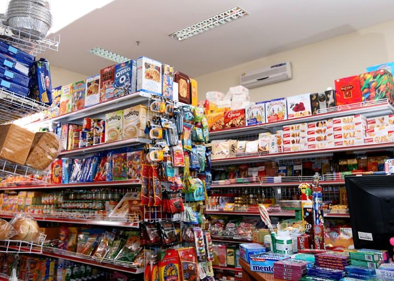 Giá kệ để hàng đa năng cho nhà kho, siêu thị, tạp hóa