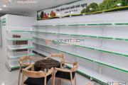 Sản xuất kệ siêu thị miền Nam - Giá rẻ, chất lượng tốt - Vinatech