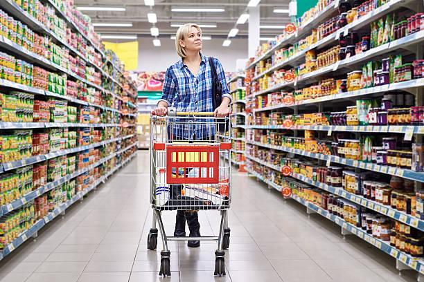 Giá kệ siêu thị tại Bạc Liêu