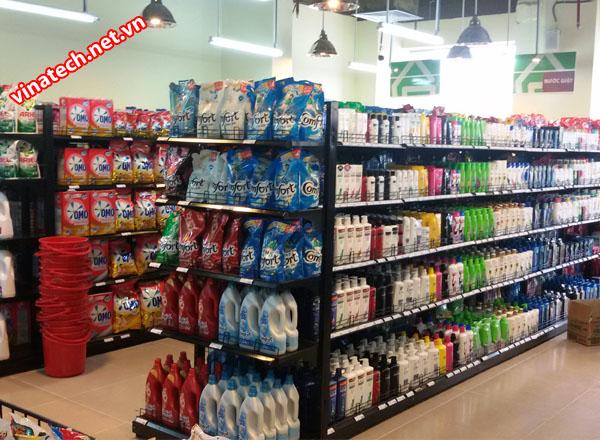 Nhu cầu giá kệ siêu thị cuối năm ngày càng tăng cao