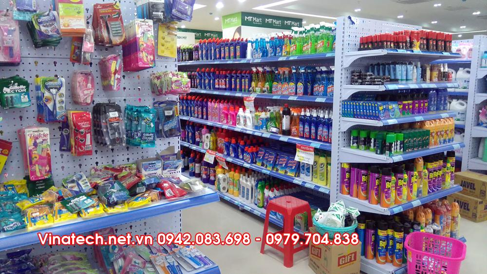 Giá kệ siêu thị tại Quảng Ngãi Bền Đẹp Giá Tốt
