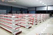 Kệ siêu thị tại quận Bình Tân giá rẻ miễn phí lắp đặt