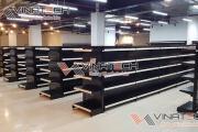 Vinatech cung cấp giá kệ siêu thị tại 12 quận của TPHCM