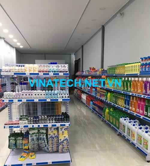 Giá kệ siêu thị tại Quảng Trị