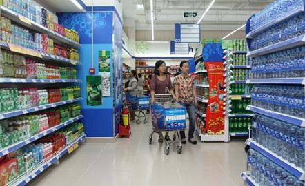 Vinatech lắp đặt kệ siêu thị tại Bình Thuận Vinatech chất lượng