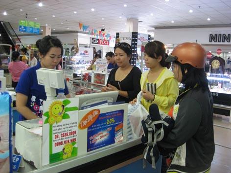 Giải pháp quản lý tổng thể cho cửa hàng siêu thị của vinatech